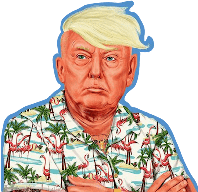 Hipster Trum